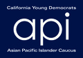 Image of Young Asian and Pacific Islander (API) Democrats of California