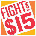 Image of Fight for 15 Action