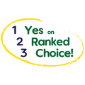 Image of Yes on Ranked Choice!