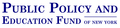 Image of Public Policy and Education Fund of New York