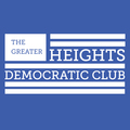 Image of Greater Heights Democratic Club (TX)