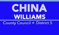 Image of China Williams