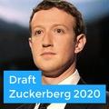 Image of Draft Zuckerberg 2020 PAC