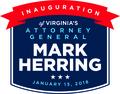 Image of Mark Herring Inaugural 2018