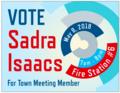 Image of Sadra Isaacs