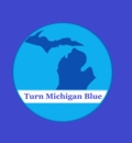 Image of Turn Michigan Blue