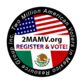 Image of Two Million American Voters in Mexico