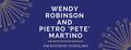 Image of Wendy Robinson, Pietro 'Pete' Martino