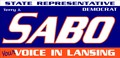 Image of Sabo for Michigan