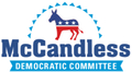 Image of McCandless Democratic Committee (PA)