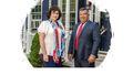 Image of Monica Lazer and Peter Nejad