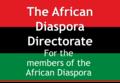 Image of African Diaspora Directorate