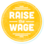 "Image of Working Families United for New Jersey, ""Raise the Wage"""