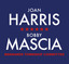 Image of Joan Harris & Robert Mascia Campaign