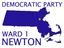 Image of Newton Ward 1 Democratic Committee (MA)