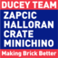 Image of Ducey Team For Brick 2019