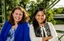 Image of Dianne Bautista and Melissa Harris for Raritan Council