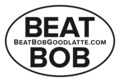 10 for Friends, 1 For You (Eleven) Beat Bob Stickers