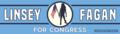 Linsey Fagan for Texas Bumper Sticker