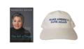 Book + White Hat