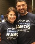 Ramos 4 Texas Navy Shirt