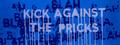 Mel Bochner: Kick Against The Pricks