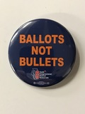 Ballots Not Bullets - 1 Button