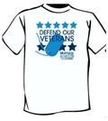 Defend Our Veterans - Short Sleeve