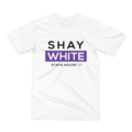 Shay White T-Shirt