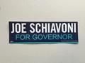 Joe Schiavoni Bumper Sticker