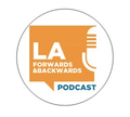 LA Forwards & Backwards stickers