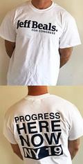 Progress Here Now T-Shirt