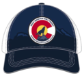Rocky Mountain Wolf Project Hat