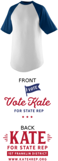 Vote for Kate Cotton Tee