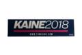 Kaine 2018 Bumper Sticker