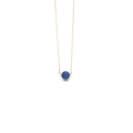 Emma Jane Designs Blue Dot Necklace
