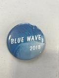 Blue Wave Button