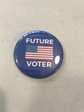Future Voter Button