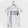 Women for Joe T-Shirt in WHITE