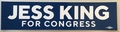 Jess King For Congress - Long S