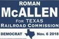 Roman McAllen for Texas