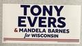 Tony Evers Bumper Sticker