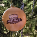 iBELIEVE Ornament