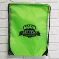 iBELIEVE Drawstring Bag