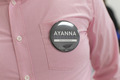 Ayanna Pressley for Congress Pin