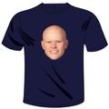 Ryan McElveen's Head T-Shirt