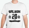 Wilson 2020 GA Shirt - White