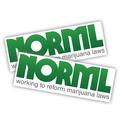 NORML Sticker