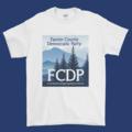 FCDP Short Sleeve Crew Neck T-Shirt (Sizes 2XL-5XL)