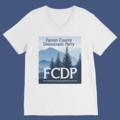 FCDP V-Neck  (Size S-XL)